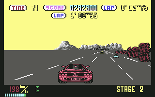 Outrun stage 2