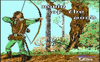 Robin of the Wood title